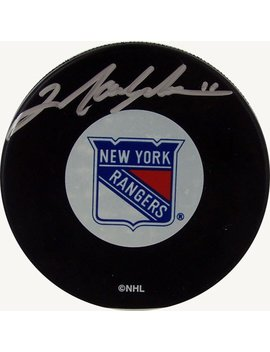 Steiner Sports Nhl New York Rangers Mark Messier Rangers Autograph Puck by Steiner Sports