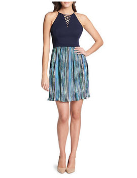 Scuba Multicoloured Dress by Guess