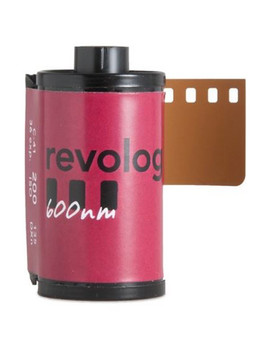 600nm 200 Color Negative Film (35mm Roll Film, 36 Exposures) by Revolog
