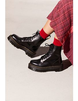 Dr. Martens Jadon Lace Up Boot by Free People