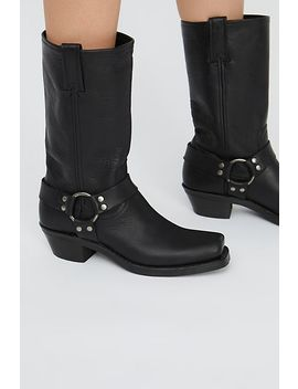 Leather Harness Mid Boot by Free People