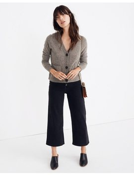 Shrunken Cardigan Sweater by Madewell