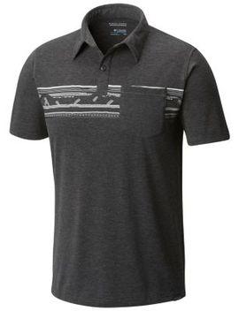 Men's Trail Shaker™ Ii Polo by Columbia Sportswear