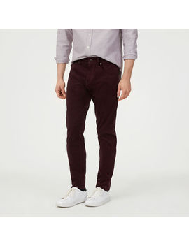 Super Slim Corduroy Pant by Club Monaco