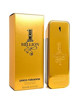 1 Million For Men By Paco Rabanne   3.4 Oz Edt Spray by Paco Rabanne