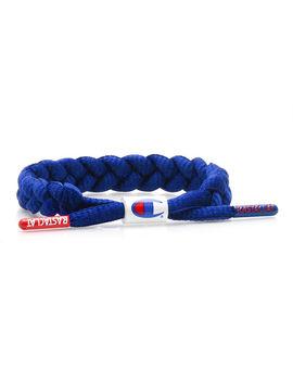 Rastaclat X Champion Blue Bracelet by Rastaclat