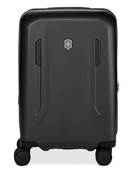 """Vx Avenue 22"""" Frequent Flyer Hardside Carry On Suitcase by Victorinox Swiss Army"""