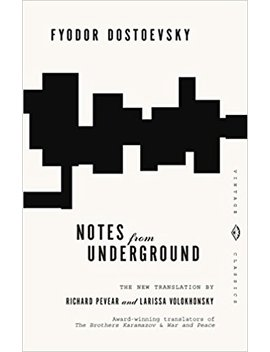 Notes From Underground (Vintage Classics) by Amazon