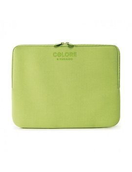 "Tucano Bfc1314 V Colour Second Skin For Laptops Upto 14"", Green by Staples"