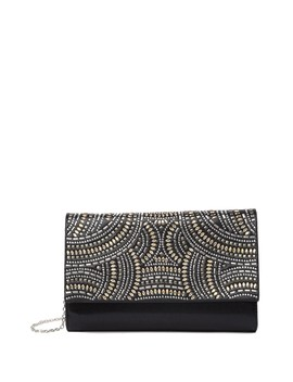 Nora Beaded Clutch by Jessica Mc Clintock