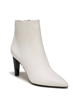 Sarto By Franco Sarto Sheona Leather Booties by Franco Sarto