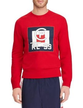Graphic Logo Sweatshirt by Polo Ralph Lauren