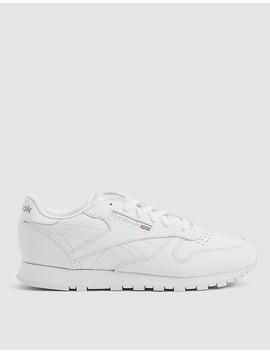 Classic Leather Runner by Reebok