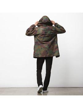 Torrey Hooded Mte Jacket by Vans