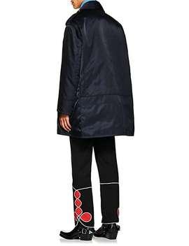 Tech Twill Oversized Jacket by Calvin Klein 205 W39 Nyc