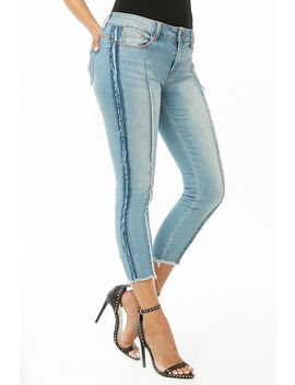Reworked Low Rise Skinny Jeans by Forever 21