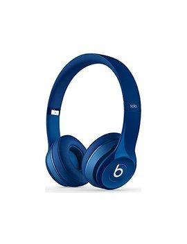 Beats Solo2 Wireless On Ear Headphone   Blue (Old Model) by Beats