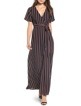 Wrap Maxi Dress by Leith