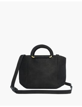 The Top Handle Mini Bag by Madewell