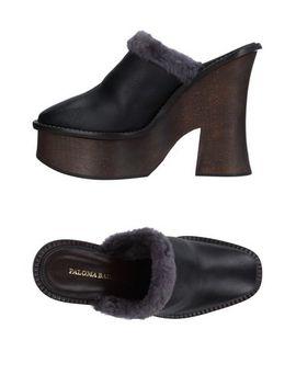 Paloma BarcelÓ Mules   Footwear by Paloma BarcelÓ