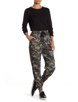 Camo Joggers by Know One Cares