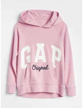 Logo Hoodie Sweatshirt by Gap