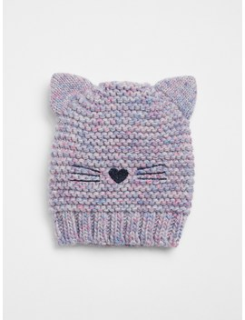 Cat Beanie by Gap