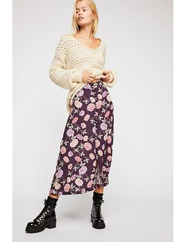 Sophia Midi Skirt by Free People