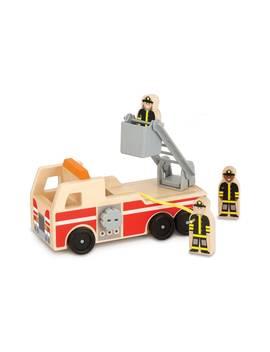 Fire Truck Play Set by Melissa & Doug