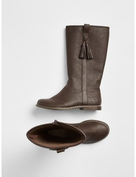 Tassel Boots by Gap
