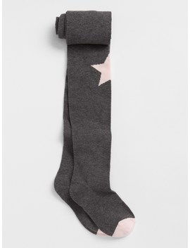 Star Graphic Tights by Gap