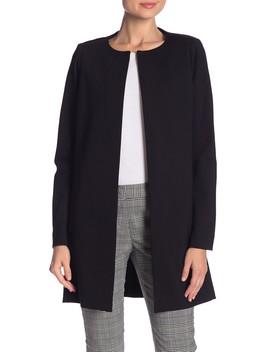 Solid Ponte Jacket by Amanda & Chelsea