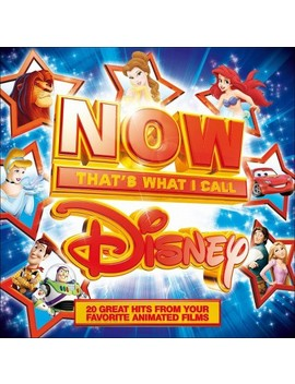 Various Artists   Now That's What I Call Disney, Vol. 1 (Cd) by Target