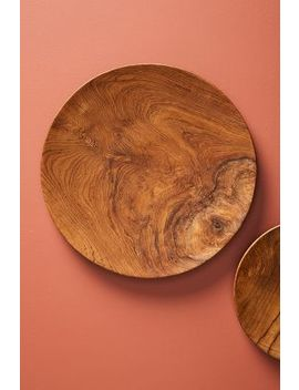 Madera Dinner Plate by Anthropologie