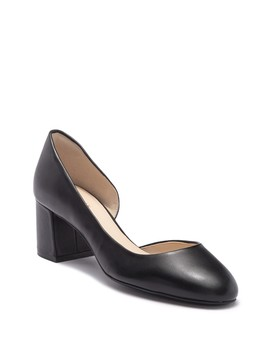 Daina Leather D'orsay Pump by Cole Haan