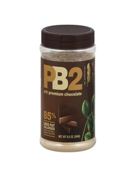Pb2 Premium Chocolate Powdered Peanut Butter   6.5oz by Pb2