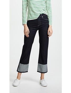The Rhett Cuffed Jeans by Ag
