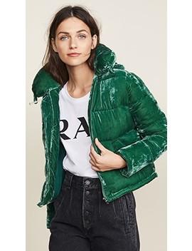 Peggy Puffer Jacket by Rachel Antonoff
