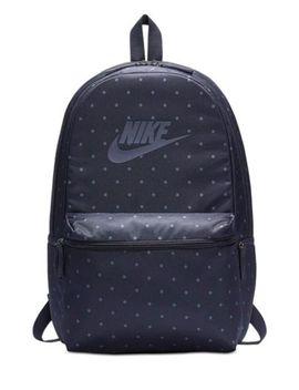 Brand New Nike Heritage Backpack Black Ba5761 445 by Nike