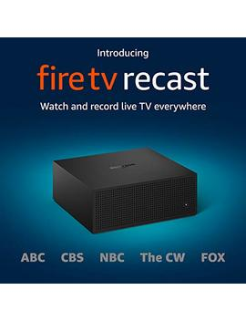 Fire Tv Recast, Over The Air Dvr, 500 Gb, 75 Hours by Amazon
