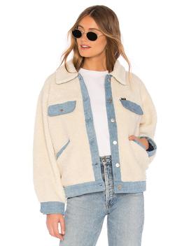 Faux Sherpa Jacket by Wrangler