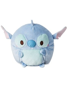 Disney Store Ufufy Stuffed (S) Stitch Lilo & Stitch Tsum Tsum Japan Import by Disney