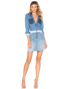 Workwear Dress by 7 For All Mankind