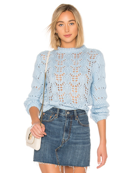 Open Weave Sweater by Tularosa