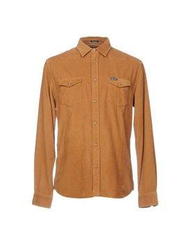 Wrangler Solid Color Shirt   Shirts by Wrangler