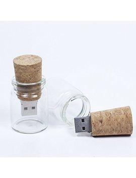 Cute Drift Bottle Usb Flash Drive 8 Gb by Gfong