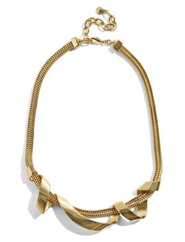 Nazira Statement Necklace by Baublebar