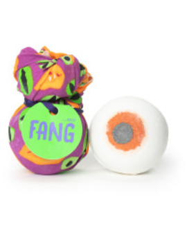 Fang   Sparkly Pumpkin    Ectoplasm    Ghost In The Dark       Lord Of Misrule by Lush Fresh Handmade Cosmetics