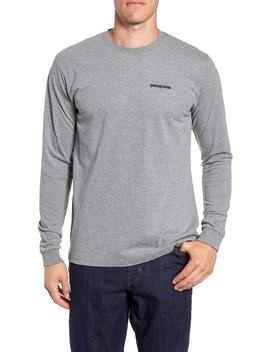 Fitz Roy Bison Responsibili Tee® T Shirt by Patagonia