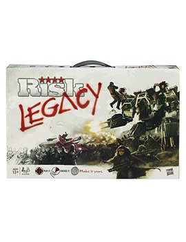 Risk Legacy Game by Wizards Of The Coast